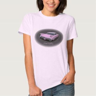 Pråliga rosa Cadillac Tröjor