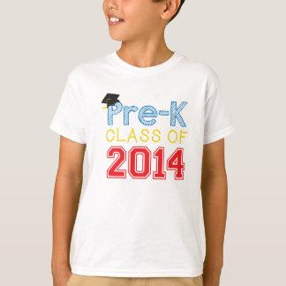 Pre-Dagiset klassificerar av T-tröja 2014 T Shirts