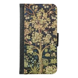 Pre-Raphaelite för William Morris livets Samsung Galaxy S6 Plånboksfodral