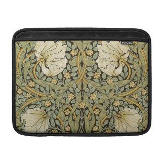 Pre-Raphaelite för William Morris Pimpernelvintage MacBook Sleeve