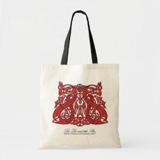 Pre röda Viking, shopping bag Kasse