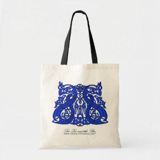 Pre Viking blått, shopping bag Kasse