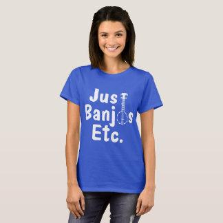 Precis Banjos Etc. Skjorta T-shirt