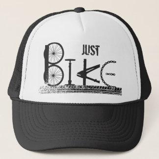 Precis design för grafitti för cykeldelord stads- truckerkeps