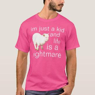 precis en unge tshirts