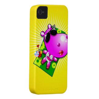 Precis fodral för Chillaxin iPhone 4 iPhone 4 Case-Mate Fodraler