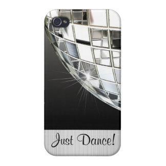 Precis fodral för dansdiskoMirrorball iPhone 4 iPhone 4 Cover