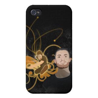 Precis för Samuel Penner iPhone 4 Cover
