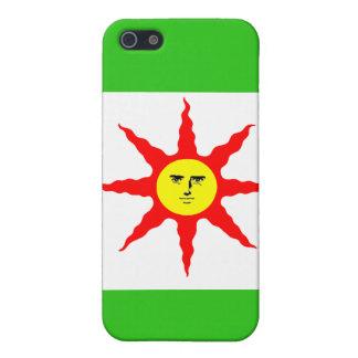 Precis gå på internet och lovorda solen? iPhone 5 fodral