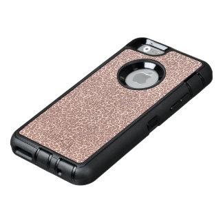 Precis Leopard OtterBox Defender iPhone Skal