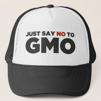 Precis något att säga inte till GMO Keps