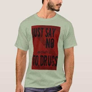 Precis något att sägainte - skjorta t-shirt