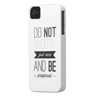 PRECIS OMSORG Case-Mate iPhone 4 FODRAL