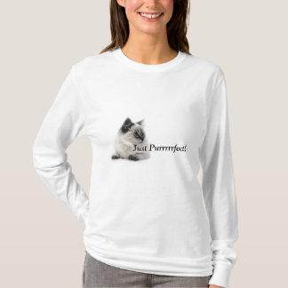 Precis Purrrrrfect! T Shirt
