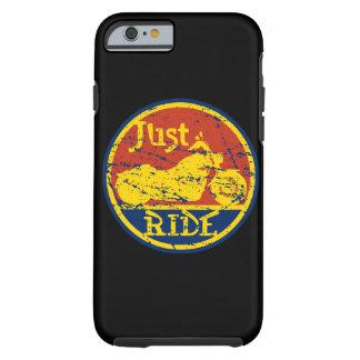 Precis rida fodral för motorcykeliPhone 6 och Tough iPhone 6 Case