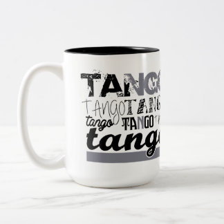 Precis Tango Två-Tonad Mugg