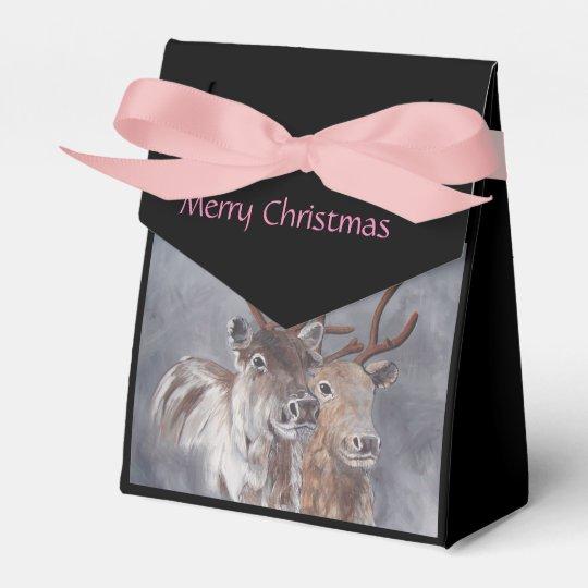 Present ask med renar presentaskar