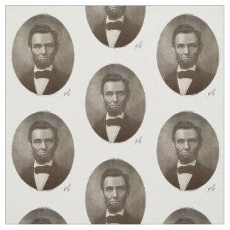 President för Abe Abraham Lincoln Tyg