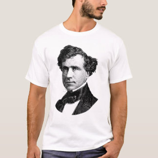 President grafiska Franklin Pierce Tröja
