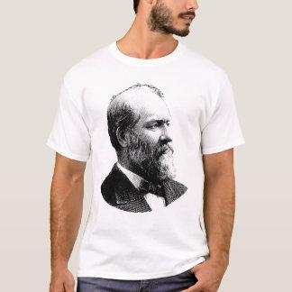 President grafiska James Garfield T Shirt