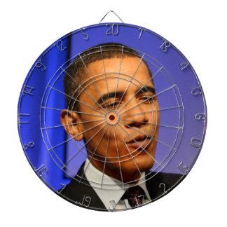 PresidentBarack Obama Bullseye Piltavla