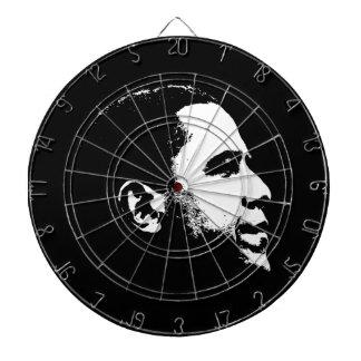 """Presidenten Barack Obama """"profilerar"""" bullseyen Darttavla"""