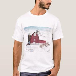 Prestleys ladugård Virginia för lantgårdkung T Shirt