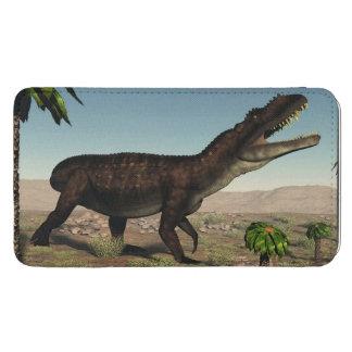 Prestosuchus dinosaur - 3D framför Mobilfodral Ficka