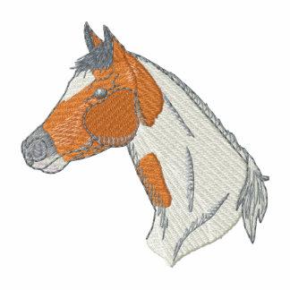 Prickig sadelhäst