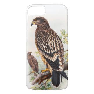 Prickiga örnJohn Gould fåglar av Storbritannien