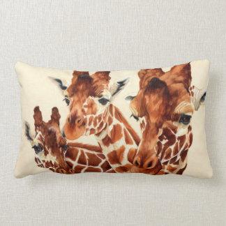 Prickigt - giraff dekorativ kudde