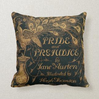 Pride och fördom Jane Austen (1894) Prydnadskuddar