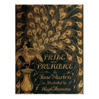 Pride och fördom Jane Austen (1894) Vykort