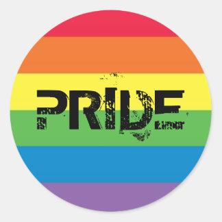 Pride Klistermärken