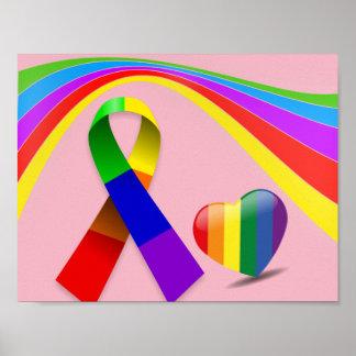 Prideaffisch Poster