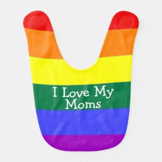 Pridebabyen älskar jag min mammor hakklapp