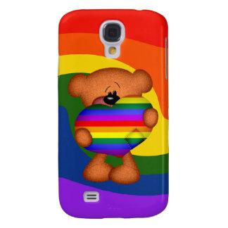 Pridehjärtanalle Galaxy S4 Fodral