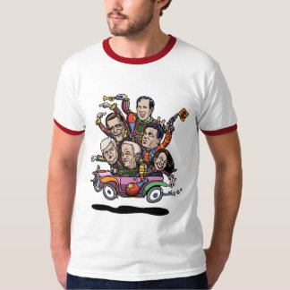 Primär bil för GOP Tee Shirts