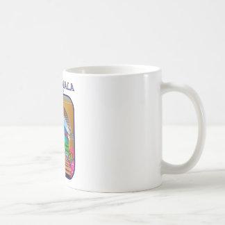 Primavera för en för Guatemala mi paissiempre Kaffemugg