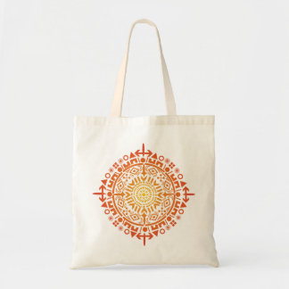 Primitiv Konst-Sol tote bags Tygkasse