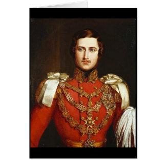 Prince Albert Hälsningskort