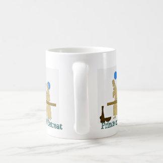 Prince av fred - manar reträttmugg kaffemugg