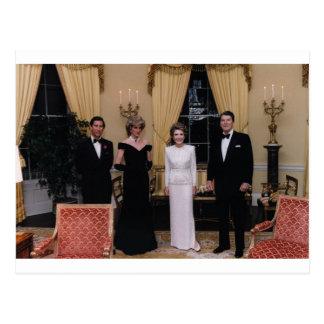 Prince_Charles _Princess_Diana som är Vykort