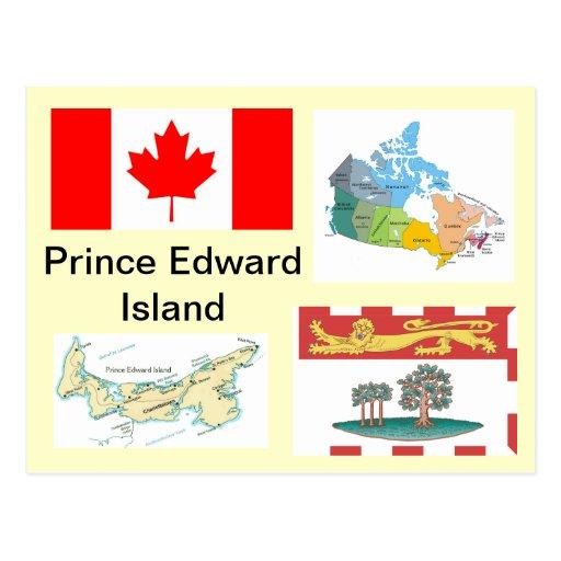 Prince Edward Island Kanada Vykort