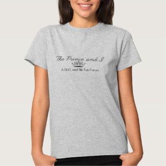 Prince- och I-t-skjortan Tee Shirts