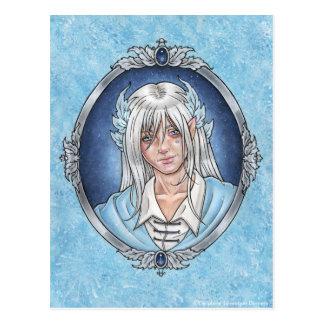 Prince Safir Fe Vykort
