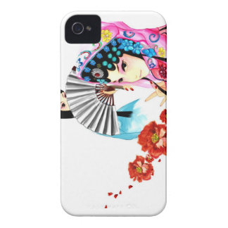 Princess av chinan iPhone 4 Case-Mate case