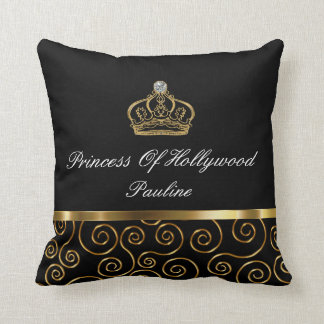 Princess Av Hollywood Kudde