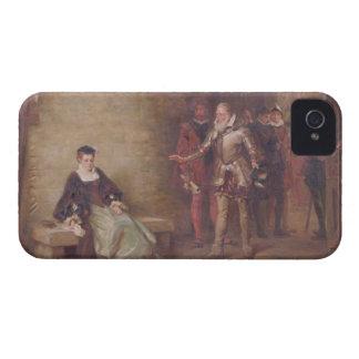 Princess Elizabeth (1533-1603) på torn (olje- noll Case-Mate iPhone 4 Skydd