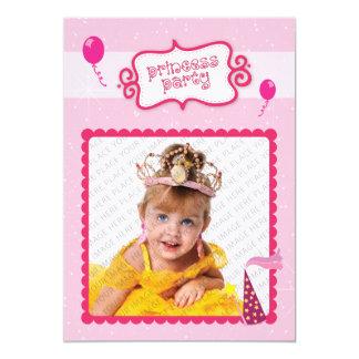 Princess Festa 12,7 X 17,8 Cm Inbjudningskort